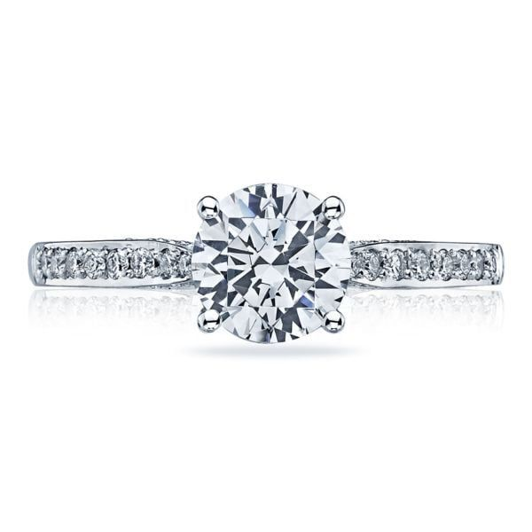 Dantela Diamond Engagement Ring Mitchell's Jewelry Norman, OK