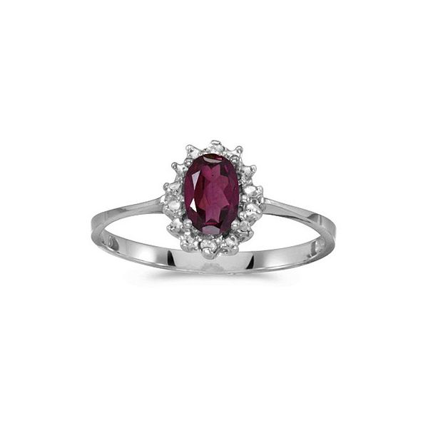 Gemstone Fashion Ring Mitchell's Jewelry Norman, OK