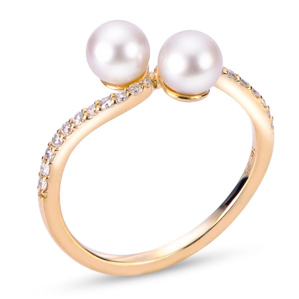 Pearl Ring Mitchell's Jewelry Norman, OK