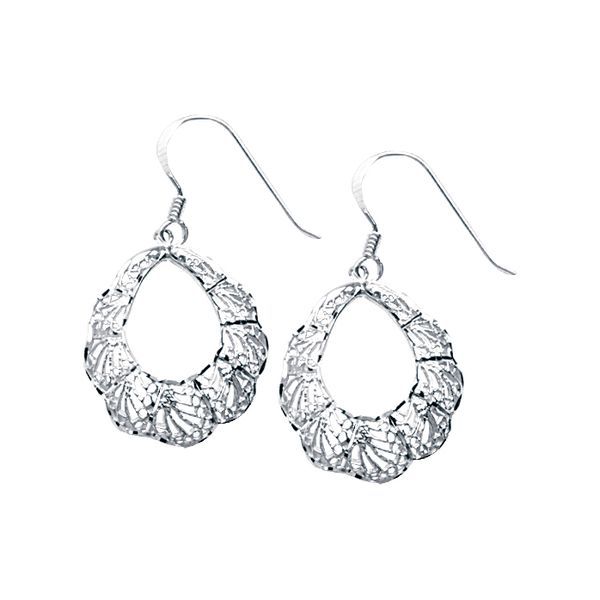 Silver Earrings Mitchell's Jewelry Norman, OK