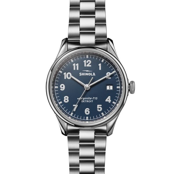 The Vinton Watch by Shinola Mitchell's Jewelry Norman, OK