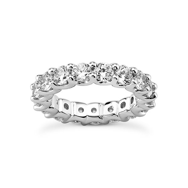 .20 Diamond Eternity Band Mollys Jewelers Brooklyn, NY