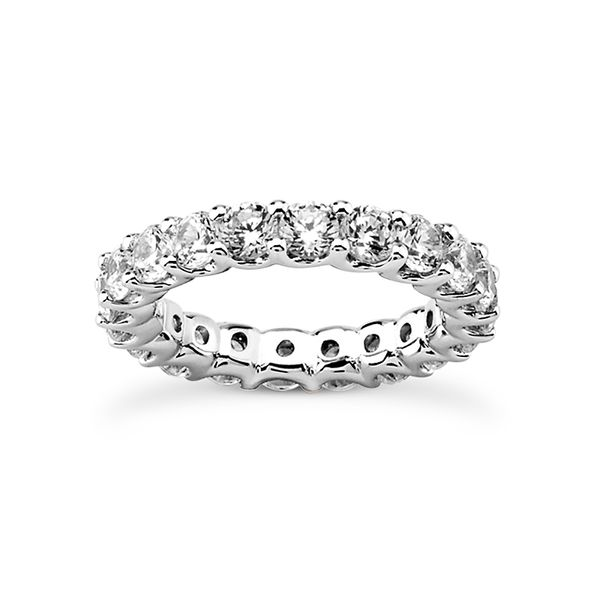 .15 Diamond Eternity Band Mollys Jewelers Brooklyn, NY