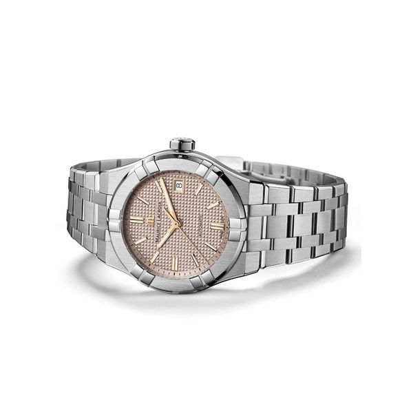 Maurice Lacroix Watch AIKON Automatic 39mm AI6007-SS002-731-1 Image 2 Mollys Jewelers Brooklyn, NY
