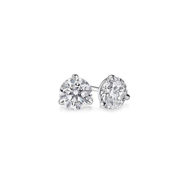 Diamond Stud Earrings Moore Jewelers Laredo, TX