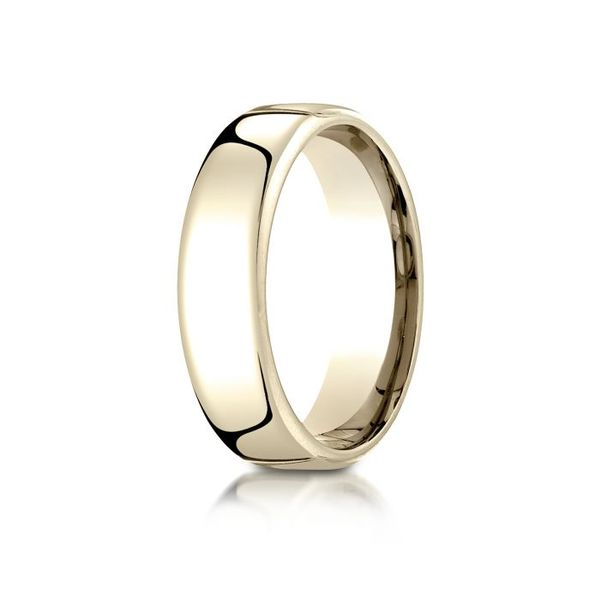 10K Yellow Gold Wedding Band Moore Jewelers Laredo, TX