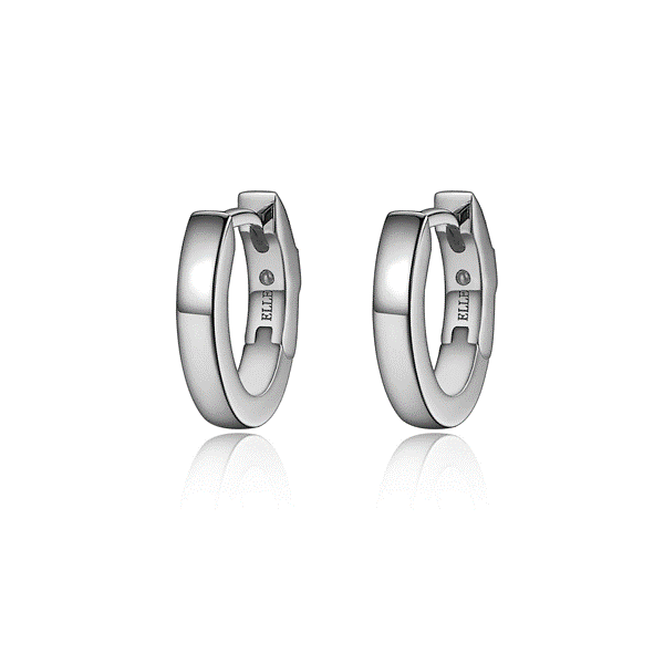 Sterling Silver Huggie Earrings Moore Jewelers Laredo, TX