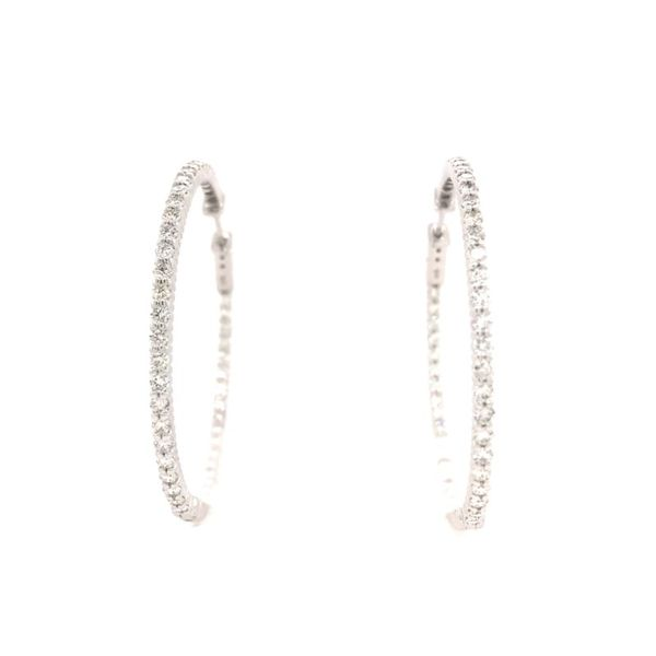 IDD Diamond Earrings Morrison Smith Jewelers Charlotte, NC