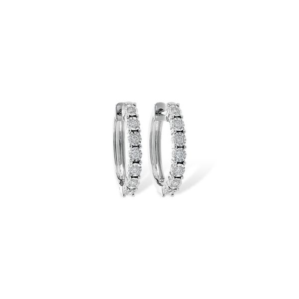 Allison Kaufman Diamond Earrings Morrison Smith Jewelers Charlotte, NC