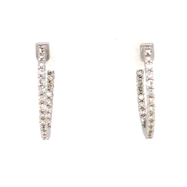 Diamond Earrings Morrison Smith Jewelers Charlotte, NC