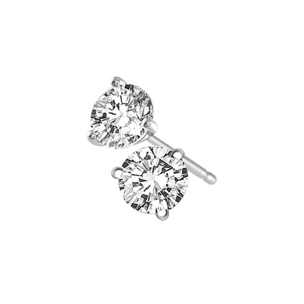 IDD Diamond Stud Earrings Morrison Smith Jewelers Charlotte, NC
