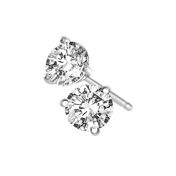 Diamond Stud Earrings Morrison Smith Jewelers Charlotte, NC