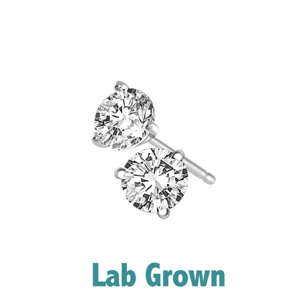LAB GROWN Earrings Morrison Smith Jewelers Charlotte, NC