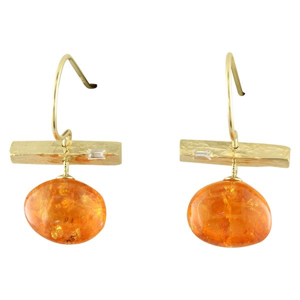 Colored Stone Earrings Morrison Smith Jewelers Charlotte, NC