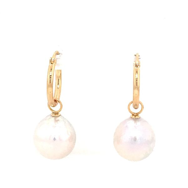 Pearl Earrings Morrison Smith Jewelers Charlotte, NC