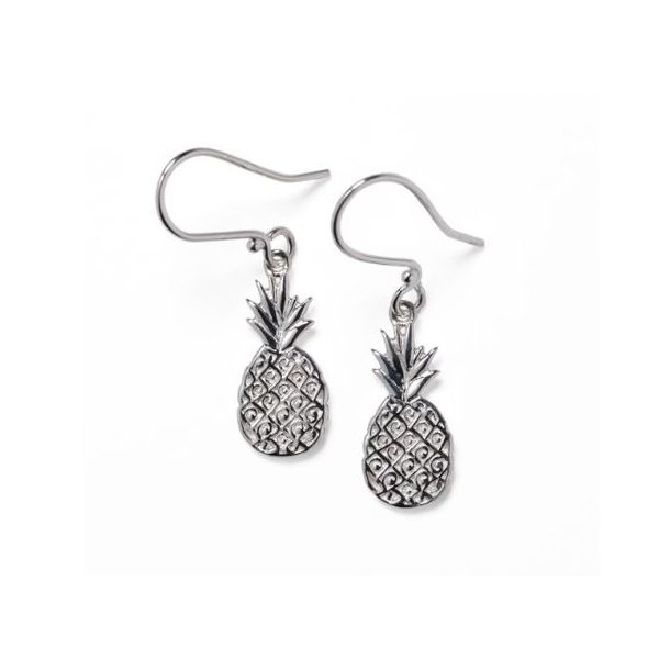 Southern Gates®  Waterfront Pineapple Earrings Moseley Diamond Showcase Inc Columbia, SC
