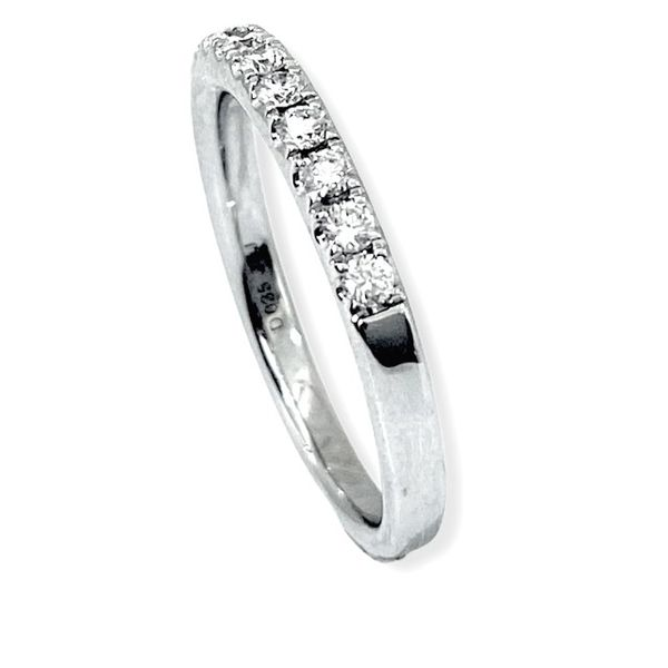Diamond Wedding Bands Image 2 Javeri Jewelers Inc Frisco, TX