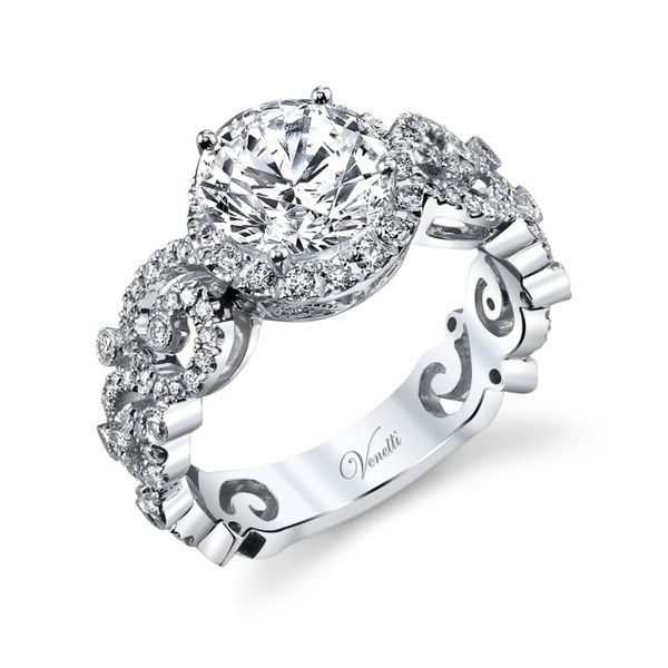 Javeri Jewelers engagement ring
