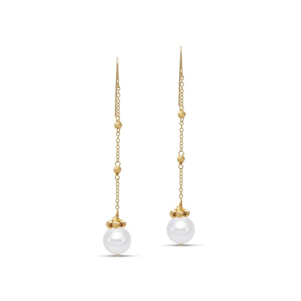 Pearl Earrings Javeri Jewelers Inc Frisco, TX