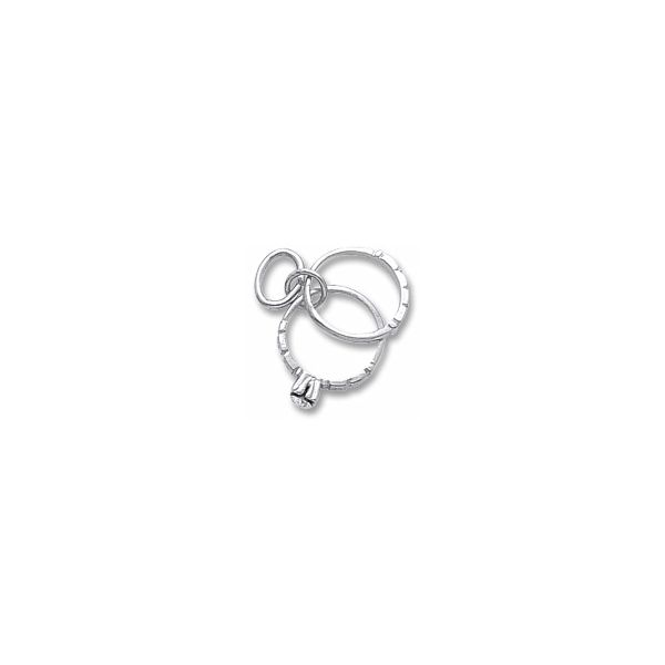 Sterling Silver Wedding Rings Charm Orin Jewelers Northville, MI