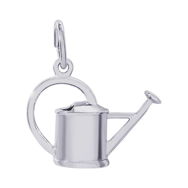 Sterling Silver Watering Can Charm Orin Jewelers Northville, MI