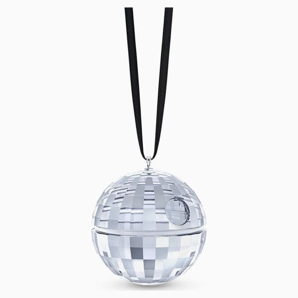 Swarovski Star Wars – Death Star Ornament Orin Jewelers Northville, MI