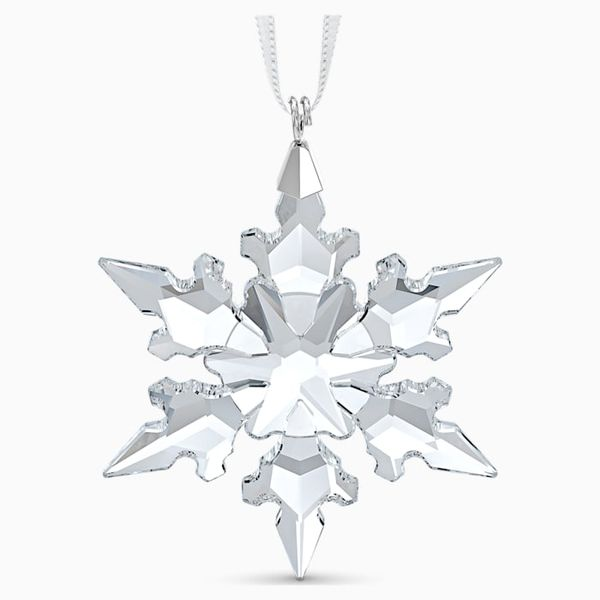 Swarovski Little Snowflake Ornament 2020 Orin Jewelers Northville, MI