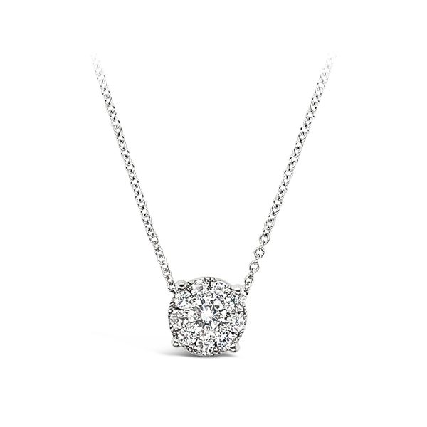 Ladies' Fashion Diamond Necklace Padis Jewelry San Francisco, CA