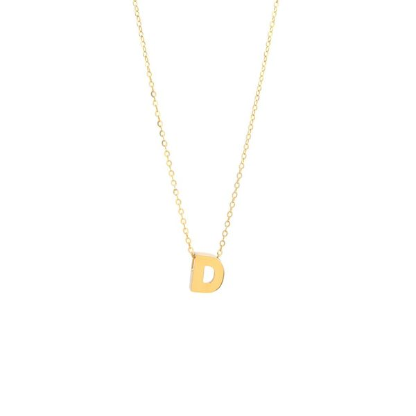 Ladies' 14K Yellow Gold Necklace Padis Jewelry San Francisco, CA