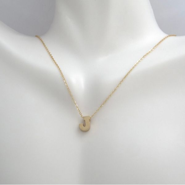 Ladies' 14K Yellow Gold Necklace Image 2 Padis Jewelry San Francisco, CA