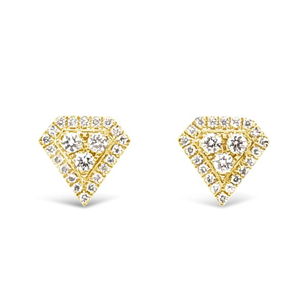 Ladies' Diamond Fashion Earrings Padis Jewelry San Francisco, CA