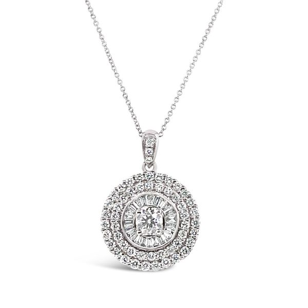 Ladies' Forevermark Diamond Pendant Padis Jewelry San Francisco, CA