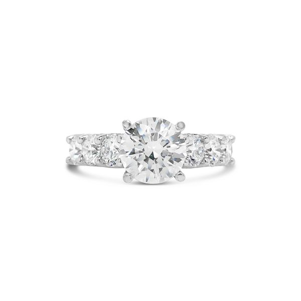 Forevermark Diamond Engagement Ring Padis Jewelry San Francisco, CA