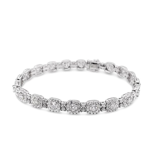 Forevermark Diamond Bracelet Padis Jewelry San Francisco, CA