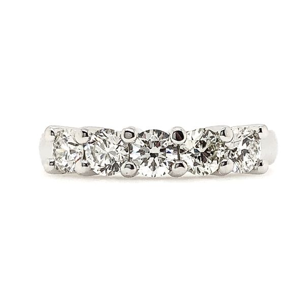 Forevermark Five Diamond Band Padis Jewelry San Francisco, CA