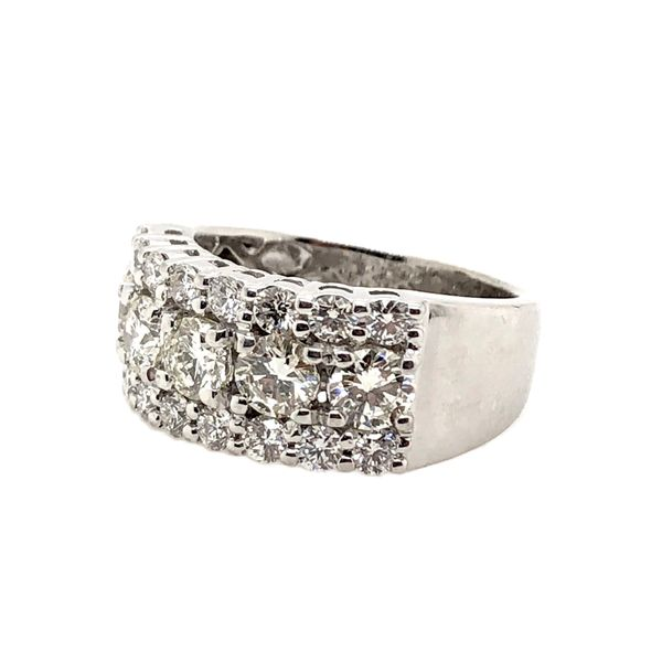 Forevermark Five Diamond Band Image 2 Padis Jewelry San Francisco, CA