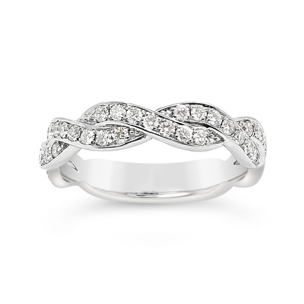 Ladies' Forevermark Wedding Band Padis Jewelry San Francisco, CA