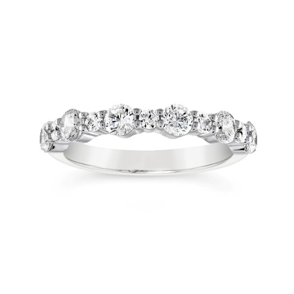 Ladies' Forevermark Diamond Wedding Band Padis Jewelry San Francisco, CA