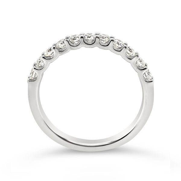 Ladies' Forevermark Diamond Wedding Band Image 2 Padis Jewelry San Francisco, CA