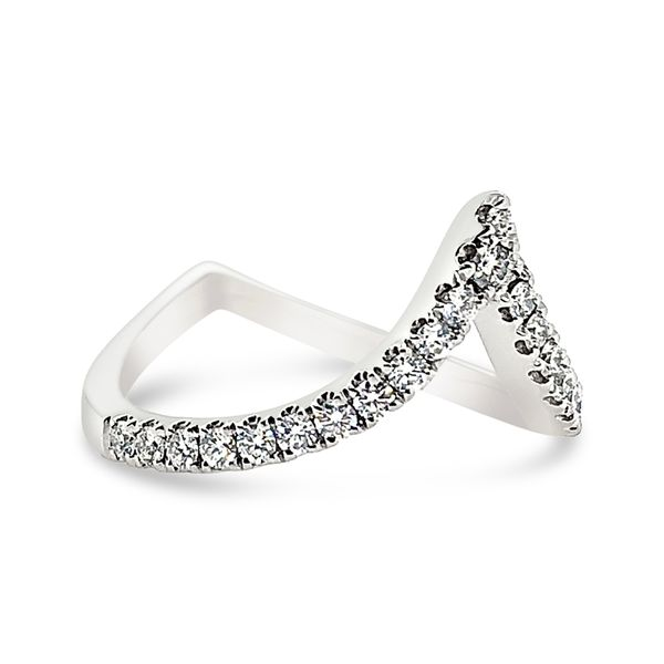 Ladies' Forevermark Diamond Fashion Ring Image 2 Padis Jewelry San Francisco, CA