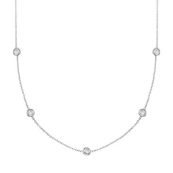 Forevermark 36 inch Diamonds By The Yard Necklace Padis Jewelry San Francisco, CA