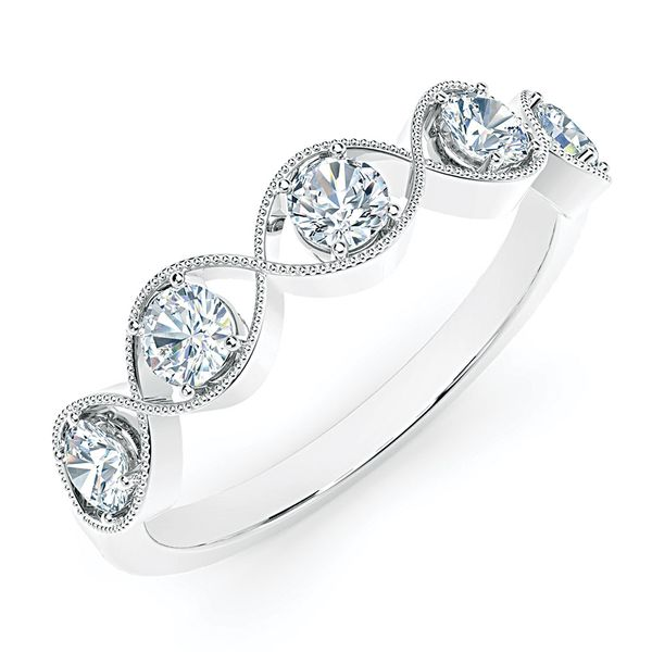 Ladies' Forevermark Tribute Diamond Band Padis Jewelry San Francisco, CA