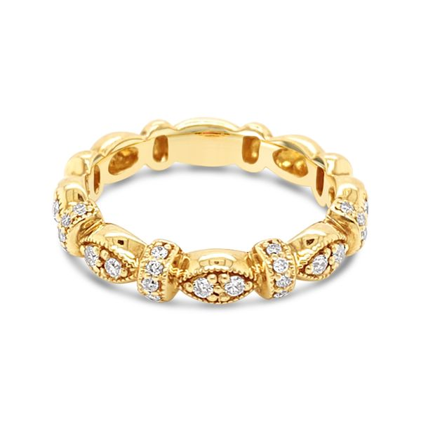 Ladies' Stackable Diamond Band Padis Jewelry San Francisco, CA