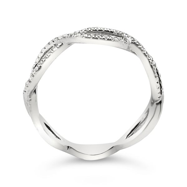 Ladies' Stackable Diamond Ring Image 2 Padis Jewelry San Francisco, CA