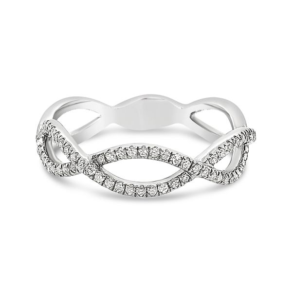 Ladies' Stackable Diamond Ring Padis Jewelry San Francisco, CA