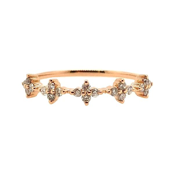 Ladies' Diamond Stackable Ring Padis Jewelry San Francisco, CA