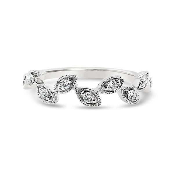 18K White Gold Diamond Fashion Ring Padis Jewelry San Francisco, CA