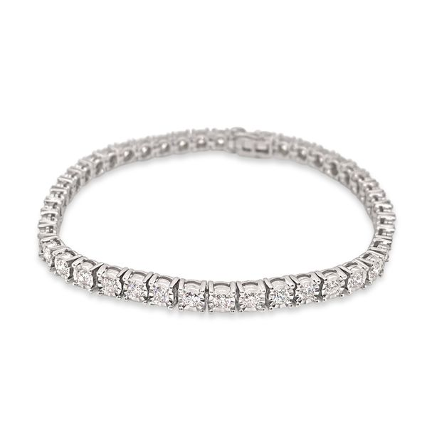 Diamond Tennis Bracelet Padis Jewelry San Francisco, CA