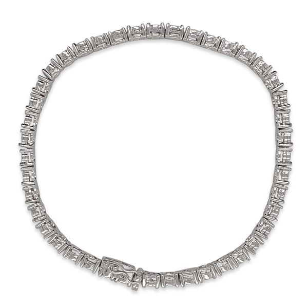 Diamond Tennis Bracelet Image 2 Padis Jewelry San Francisco, CA
