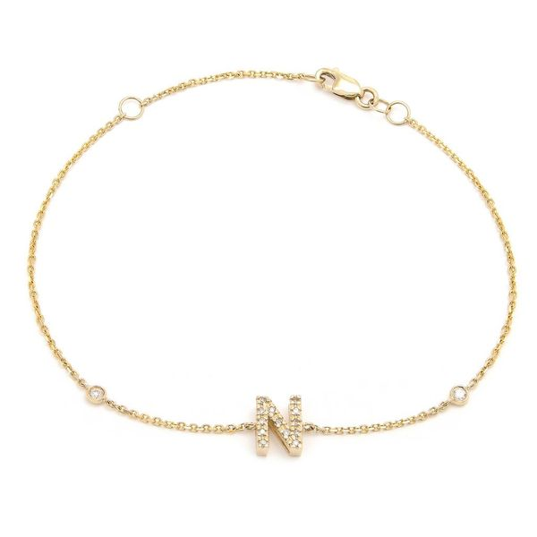 Ladies' 14K Yellow Gold Bracelet Padis Jewelry San Francisco, CA